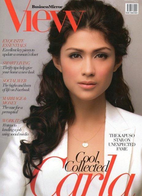 Carla Abellana On View Magazine