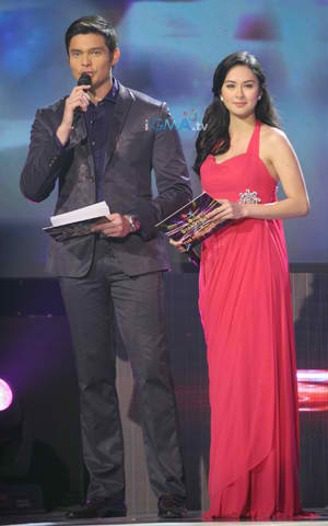 Marian Rivera with Dingdong Dantes - Marian Rivera Photo ...