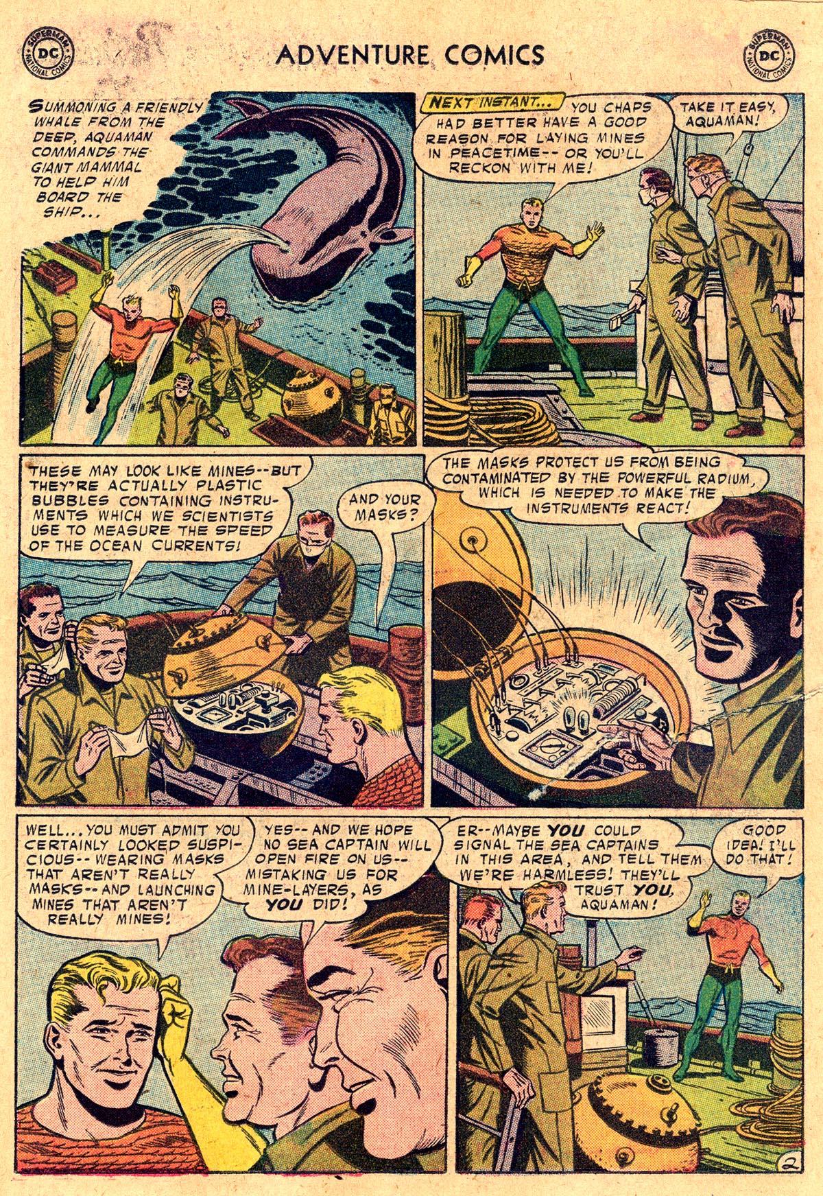 Read online Adventure Comics (1938) comic -  Issue #238 - 19