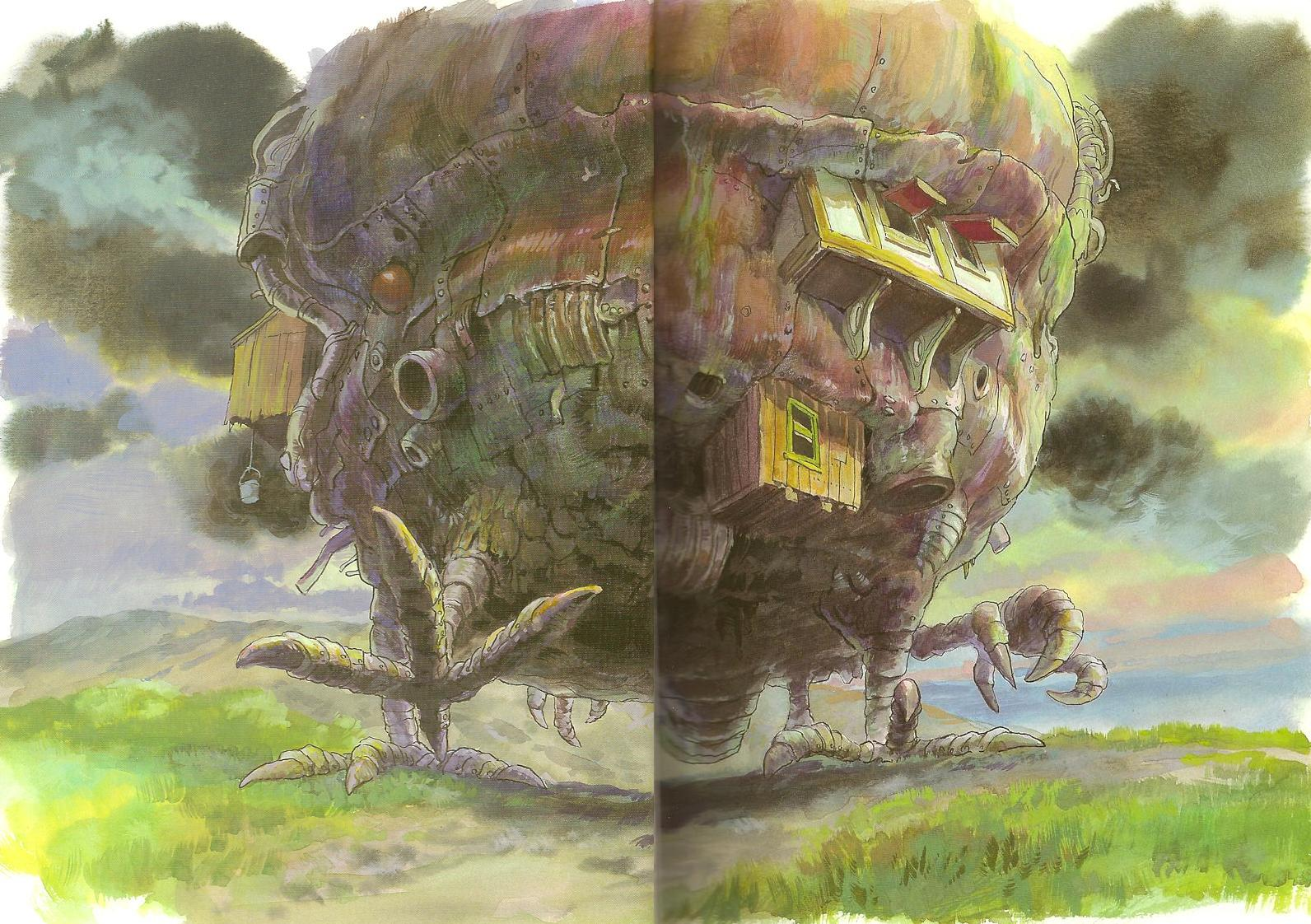 Remembrance Of Things Past: Ghibli Art Books