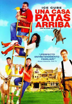 Una Casa Patas Arriba (2007) | DVDRip Latino HD Mega