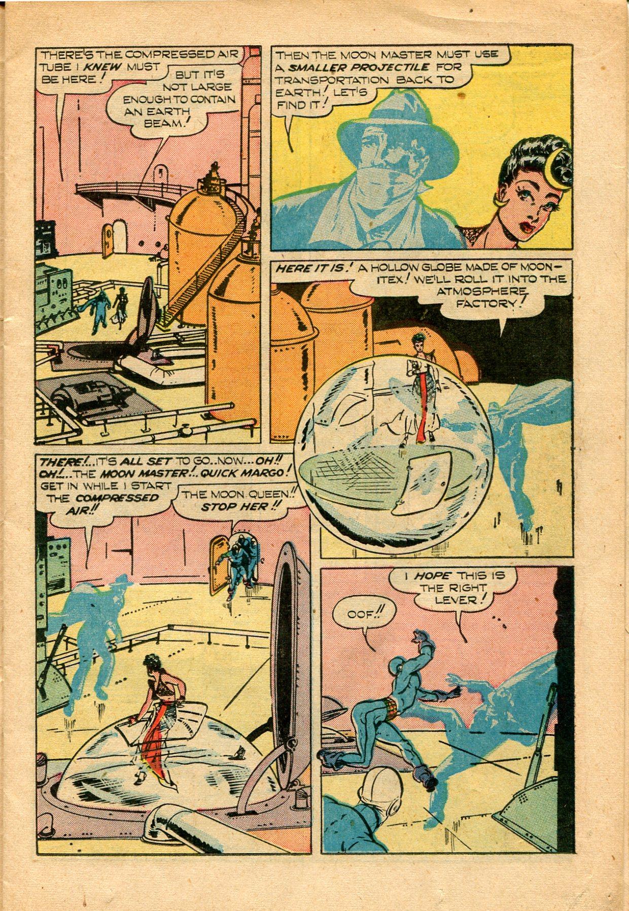 Read online Shadow Comics comic -  Issue #82 - 15