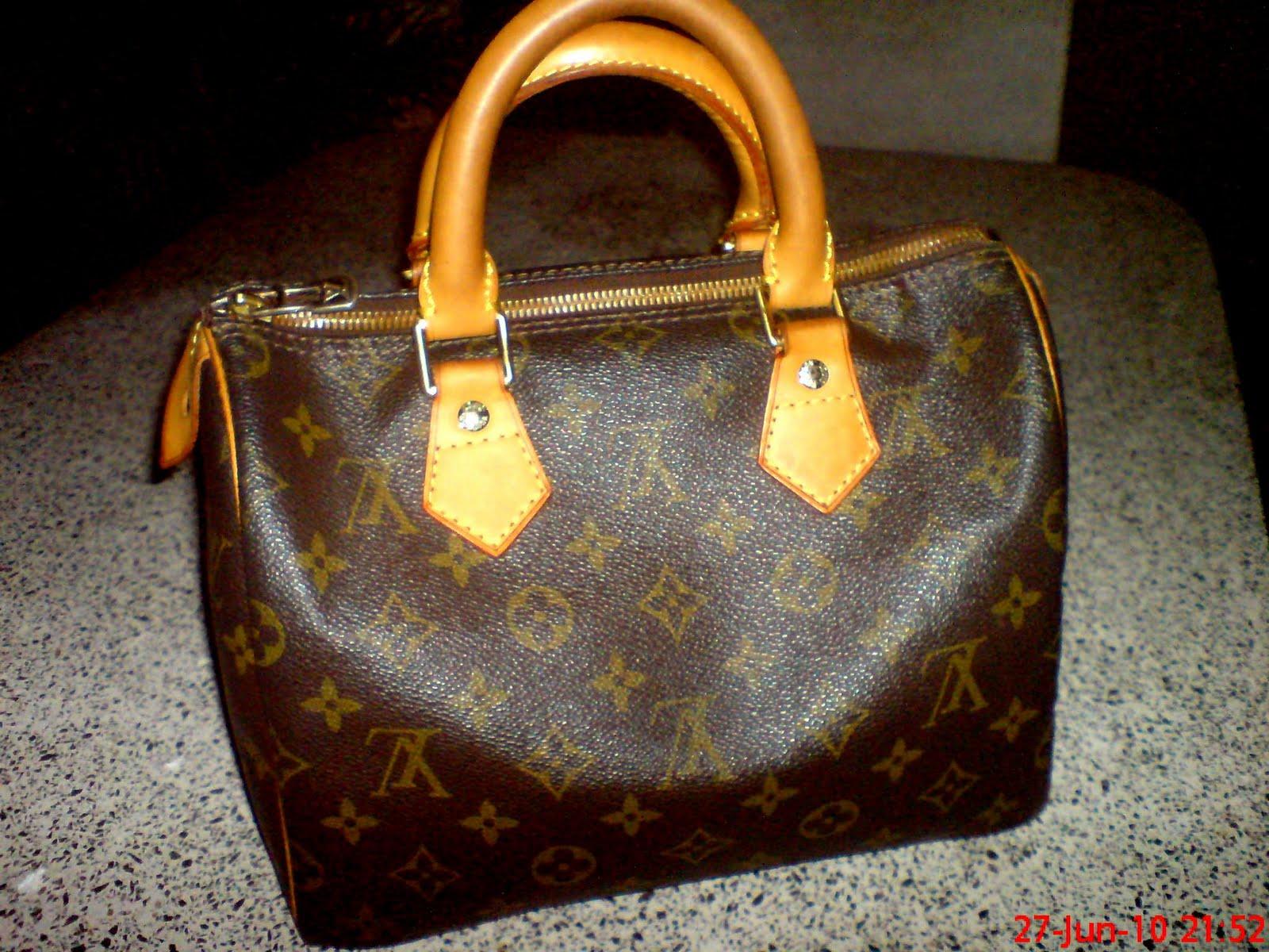 Lv Monogram Handbag Sold Out