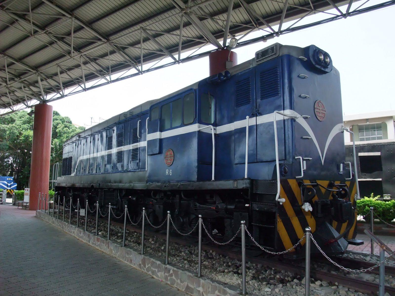 Rich's Blog: 20100717-苗栗火車博物館