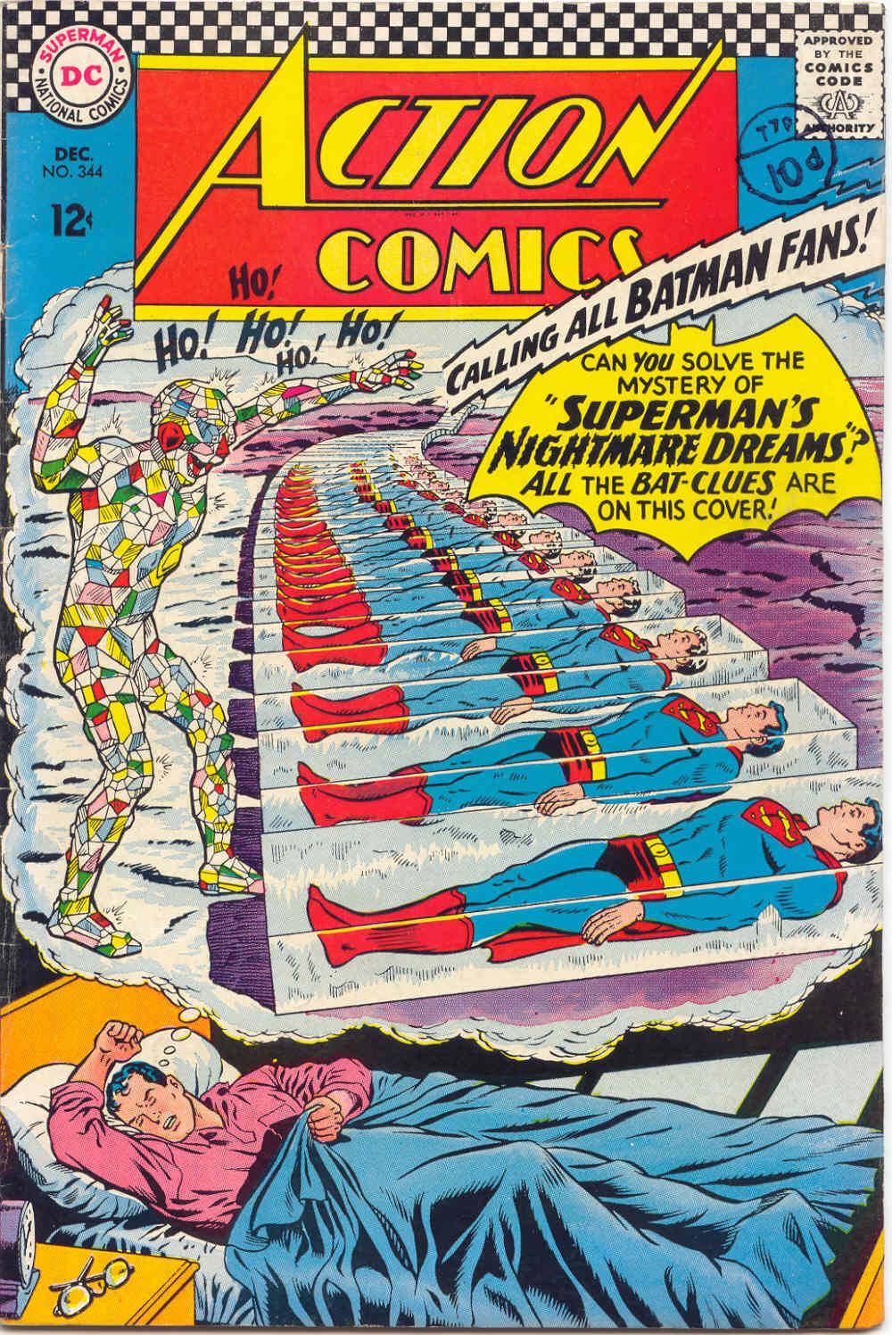 Action Comics (1938) 344 Page 1
