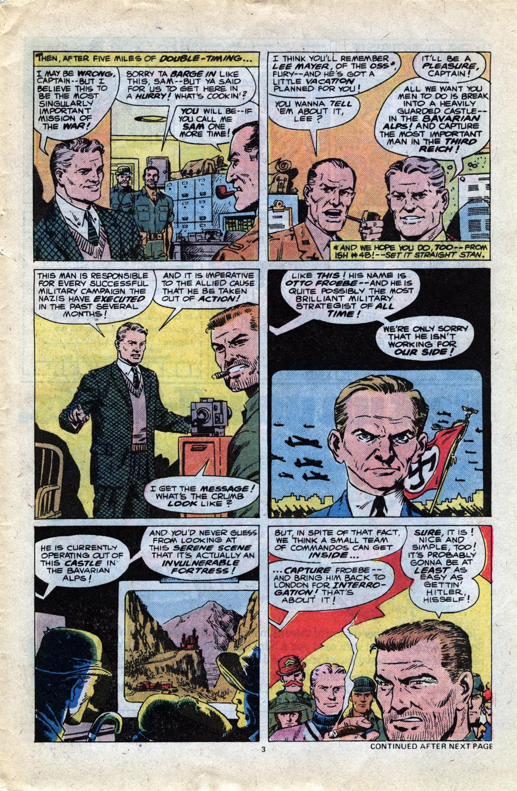 Read online Sgt. Fury comic -  Issue #148 - 5