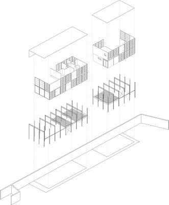 Unit 9- Maggie Hoi Kei Lo: Prefab case study- Eames House
