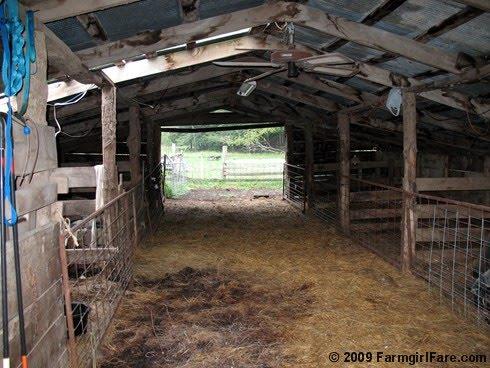 Farmgirl Fare Saturday Farm Photos Bye Bye Sheep Barn