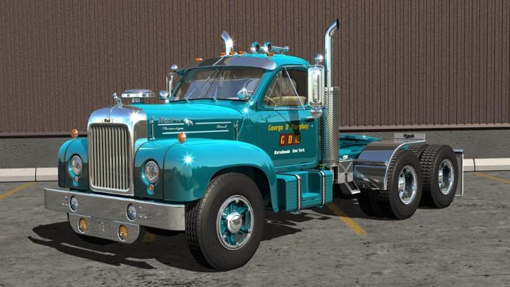 William H C bell Autocar Truck Ads Of