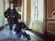 Tom Kaulitz L'uomo Vogue - Hq