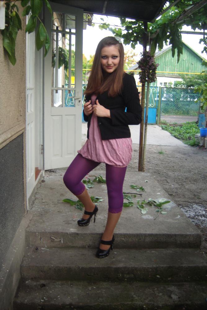 Women Wearing Pantyhose Over A - Hot Russian Teens-3068