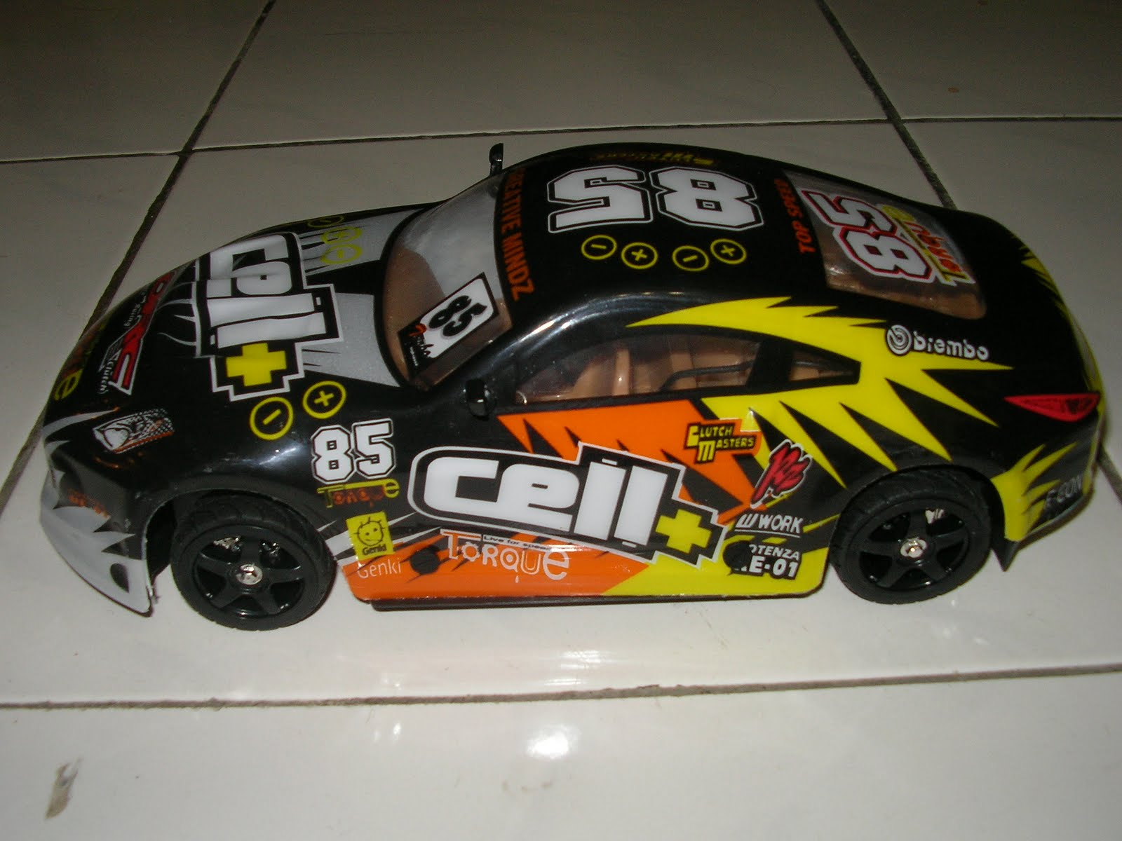 World Of Helicopter Rc Drift Nissan Fairlady Racing Car 1