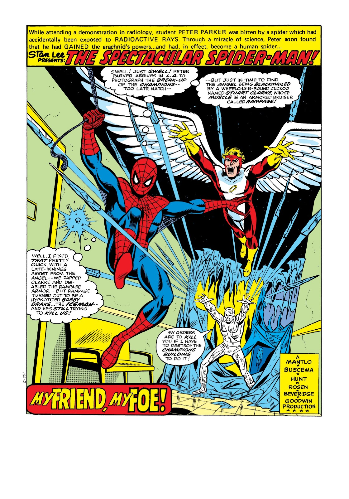 Read online Marvel Masterworks: The Spectacular Spider-Man comic -  Issue # TPB 2 (Part 1) - 46