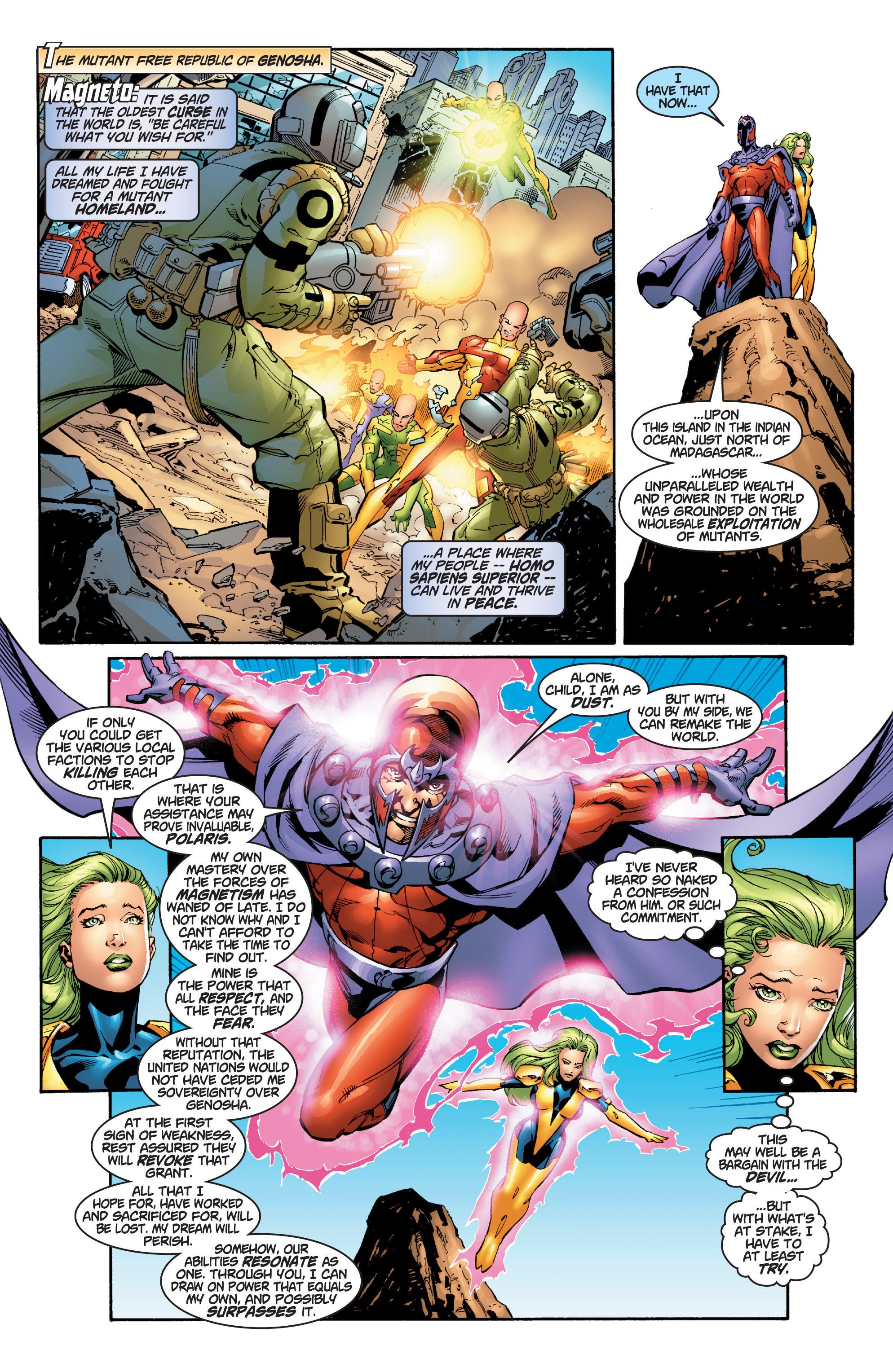 Read online Uncanny X-Men (1963) comic -  Issue #379 - 8