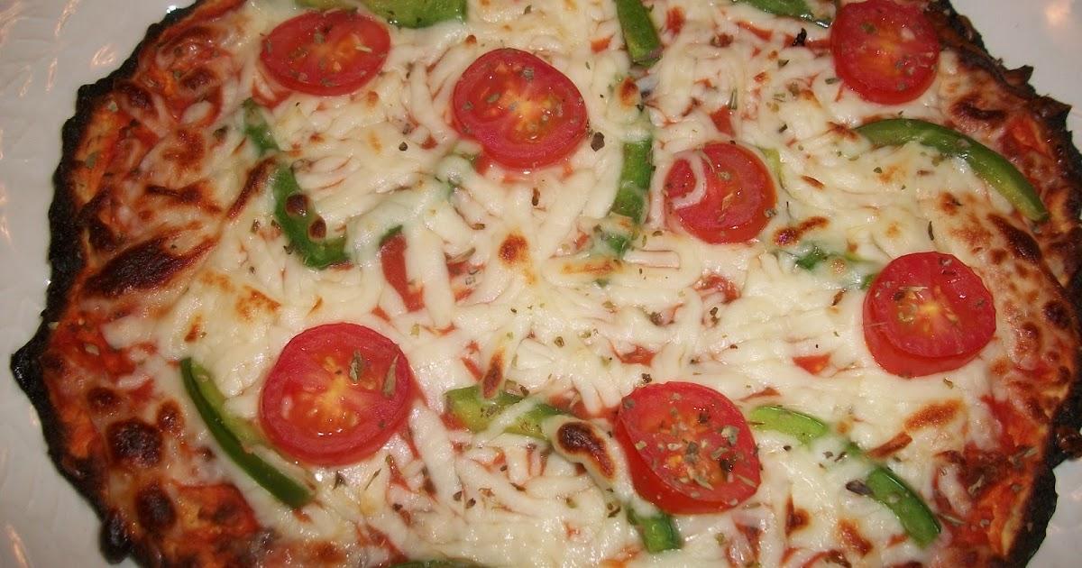 Sandy S Kitchen Adventures Cauliflower Pizza