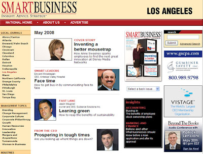Meugniot in Smart Business Los Angeles
