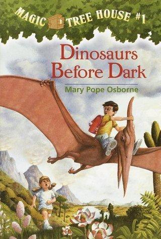 20 Children's Books: Dinosaurs Before Dark (Fantasy)