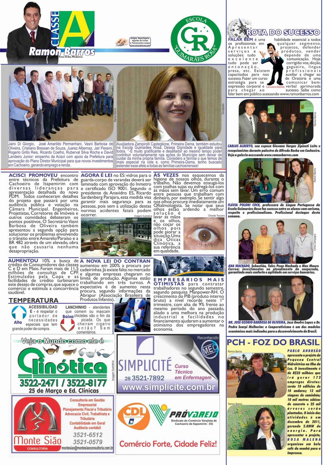 Clique para ampliar CLASSE A 12 de Junho de 2010