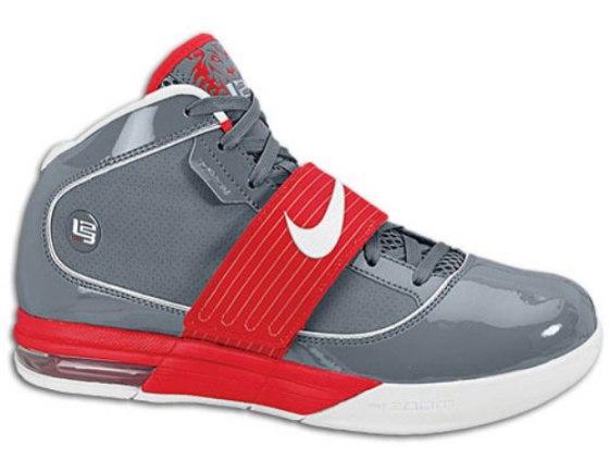 "43e5127d8cfb30 ... Nike Zoom Soldier IV (4) TB ""Cool Grey White Varsity Red""  Air Jordan  ..."