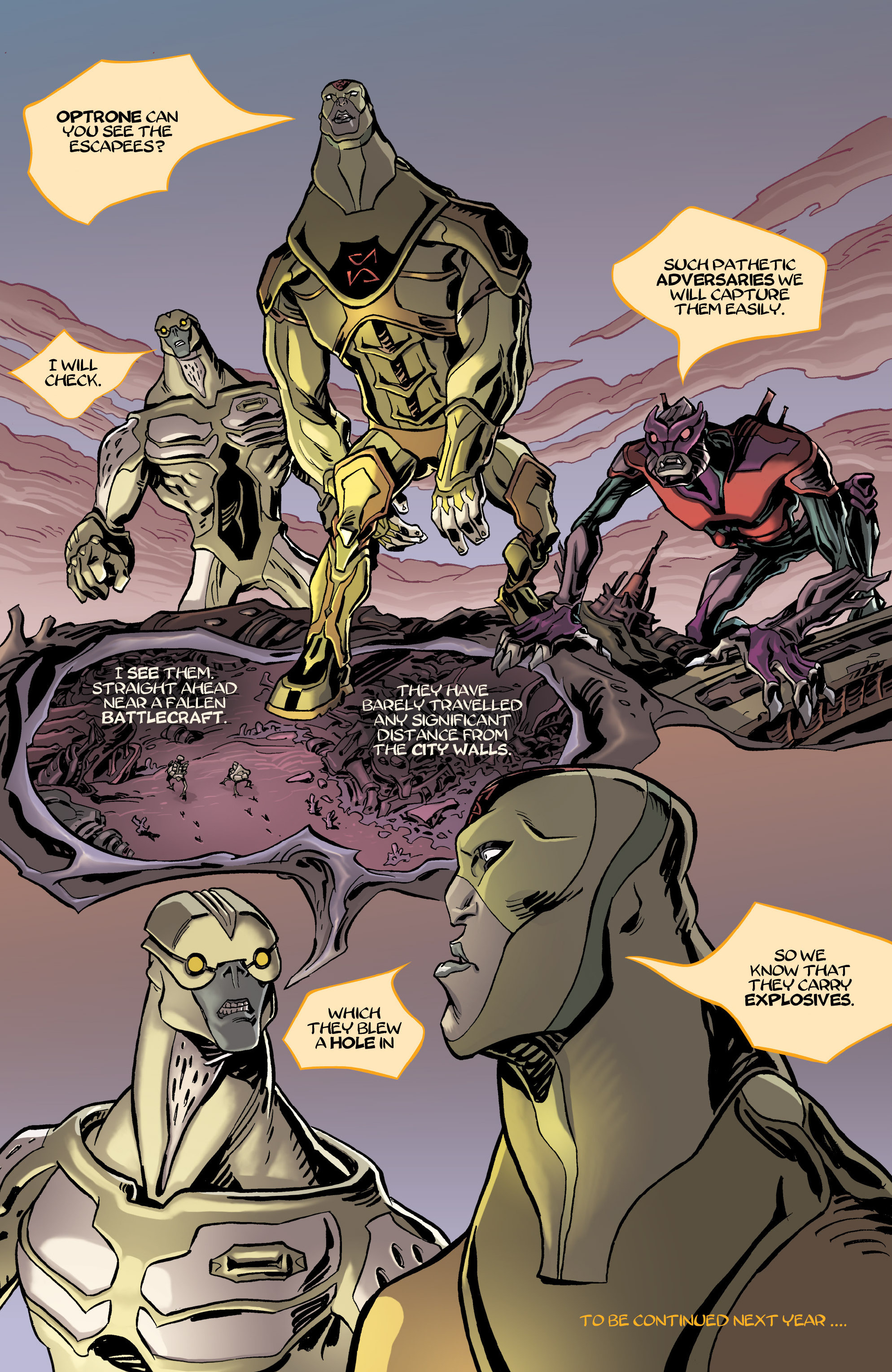 Read online 8House comic -  Issue #5 - 22