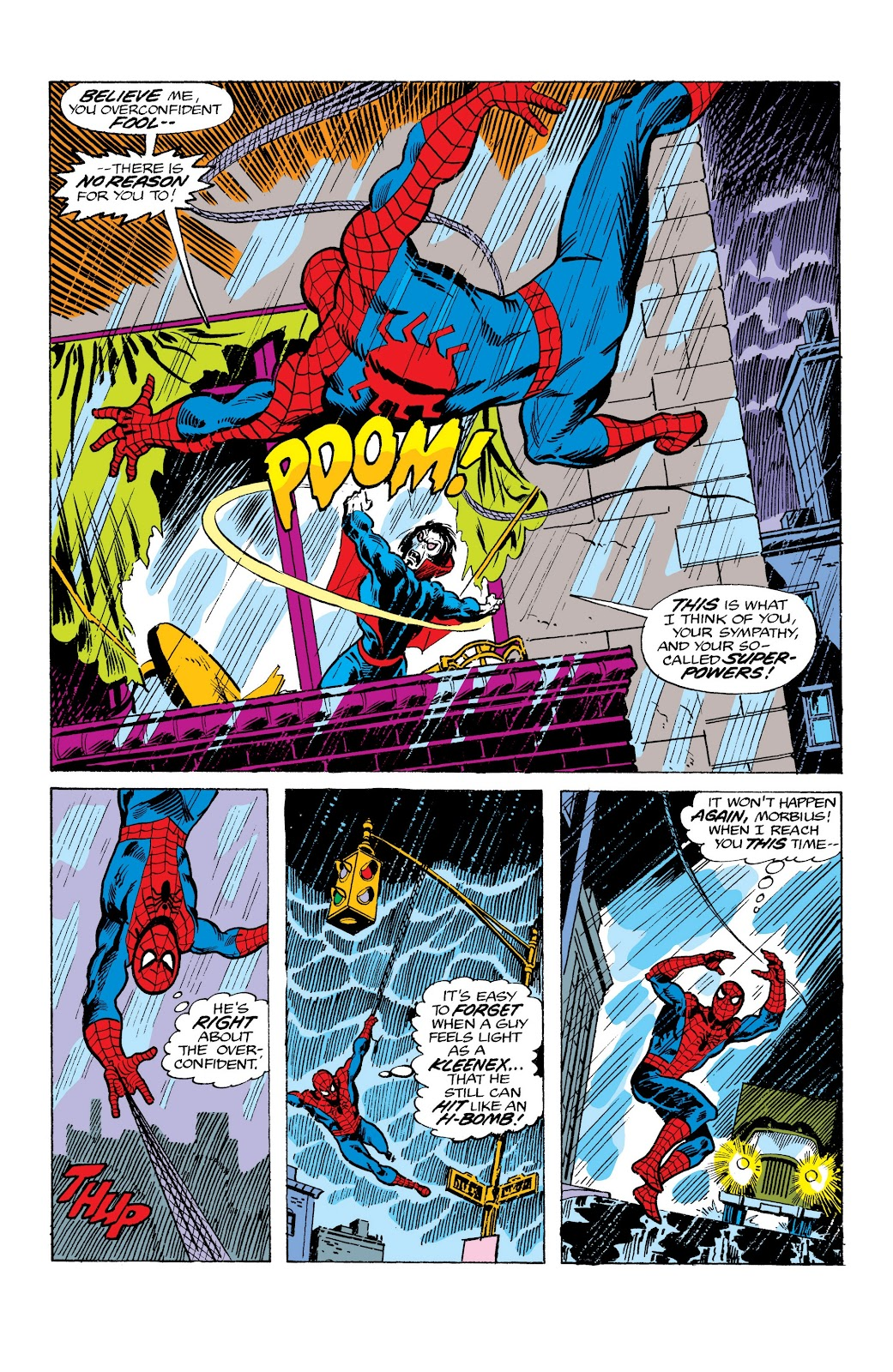 Read online Marvel Masterworks: The Spectacular Spider-Man comic -  Issue # TPB (Part 2) - 13