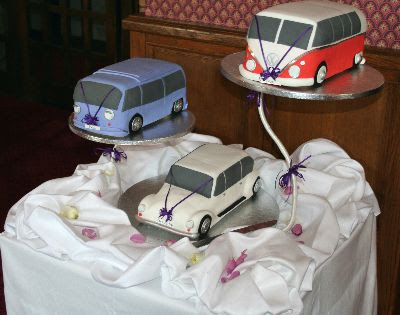 car wedding cake mobile wedding cakes quot cars toppers quot food and drink 12425