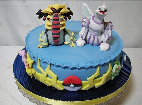 Funny Wedding Cakes Quot Pokemon Cake Quot Food And Drink