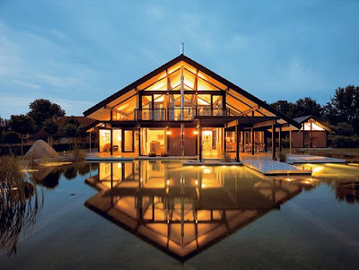 Traumh User Luxus Immobilien Modernes Fachwerkhaus Als