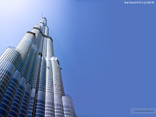 7 Awesome Burj Dubai [Tallest Building in the World]Wallpapers
