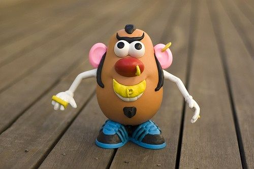 Mr Potatohead -32