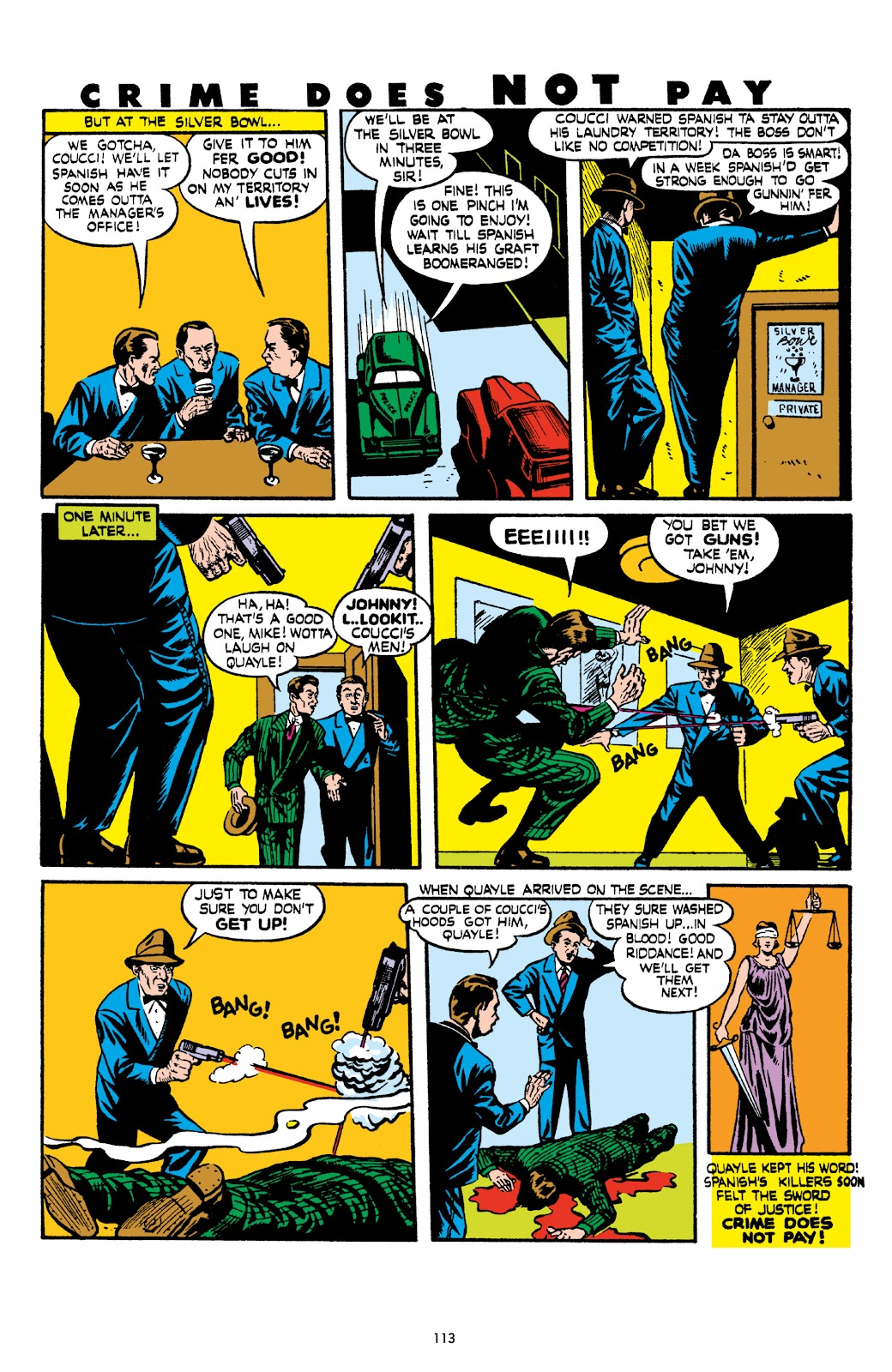 Read online Crime Does Not Pay Archives comic -  Issue # TPB 8 (Part 2) - 14