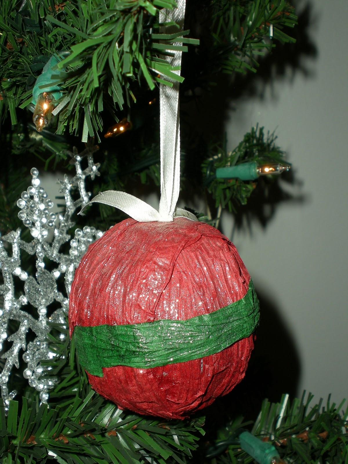 25 days of Christmas crafts: DAY 5 (Homemade Christmas ...