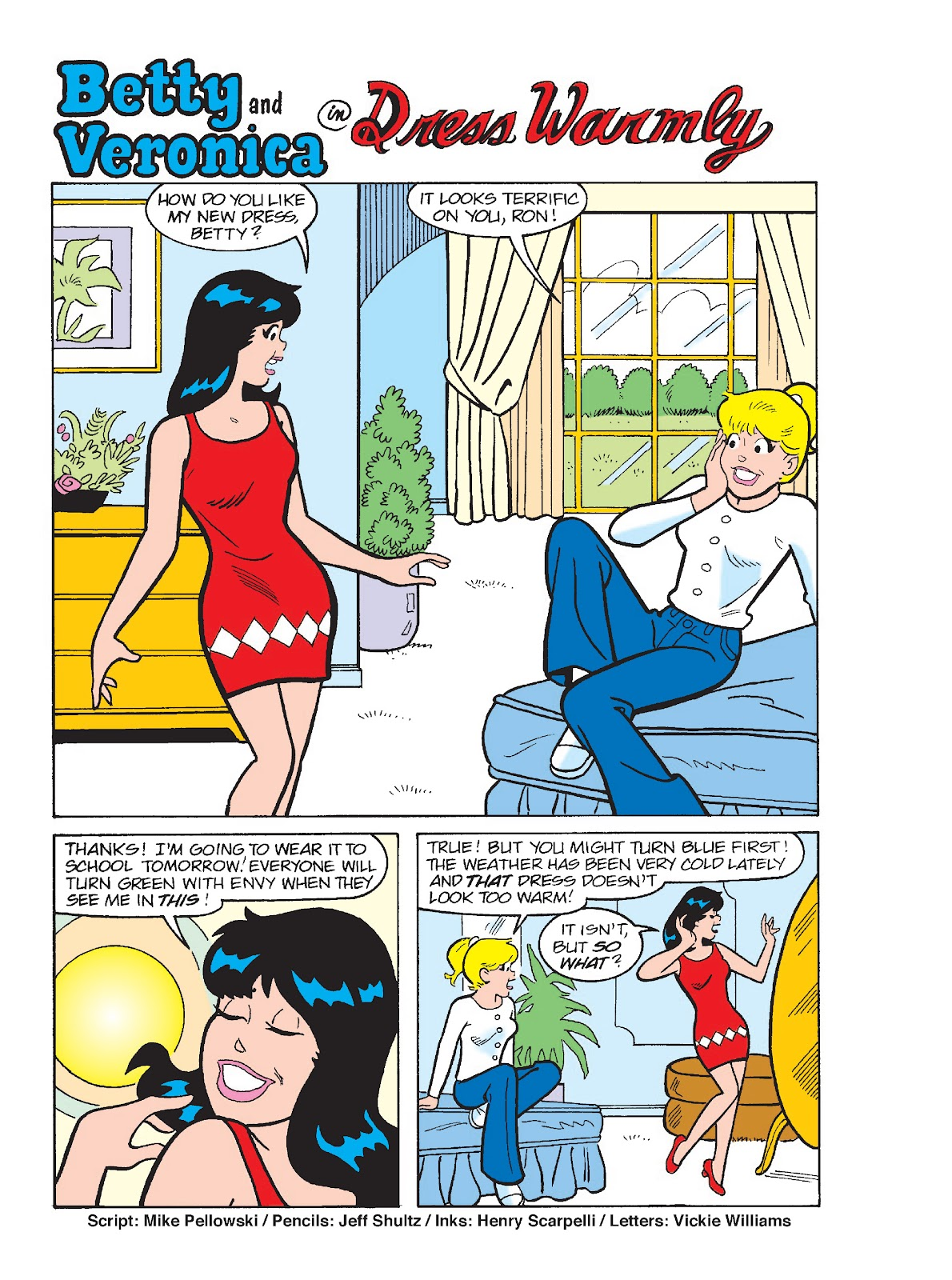 Betty and Veronica Double Digest issue 291 - Page 126