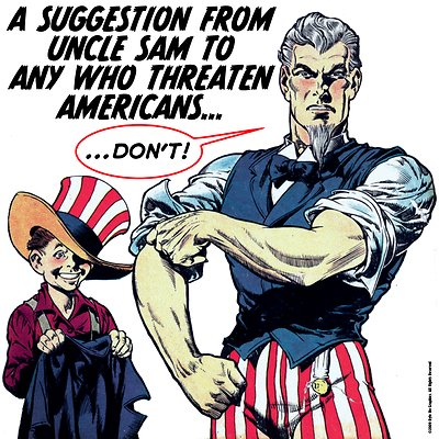 Image result for uncle sam mother russia