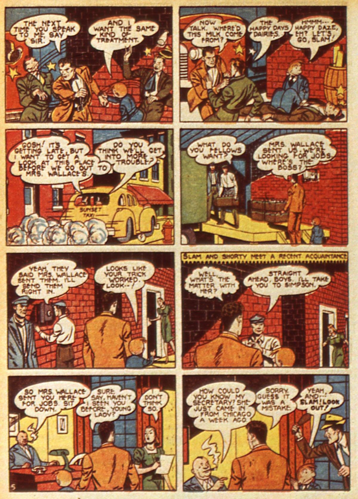 Read online Detective Comics (1937) comic -  Issue #45 - 62