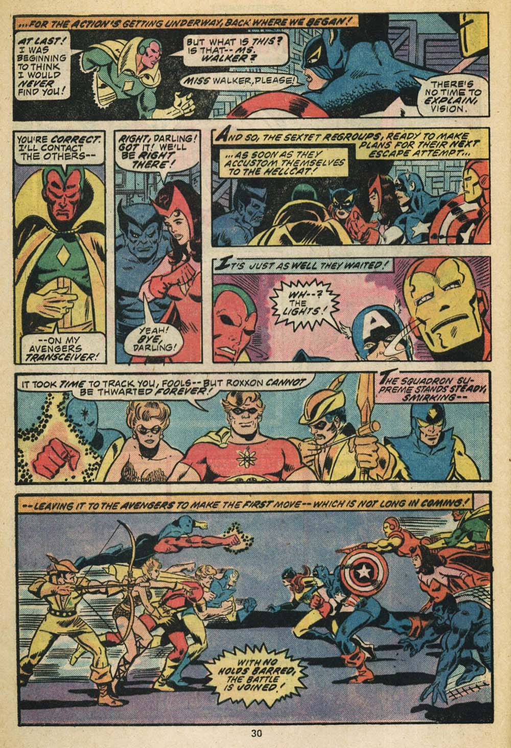 The Avengers (1963) 144 Page 16