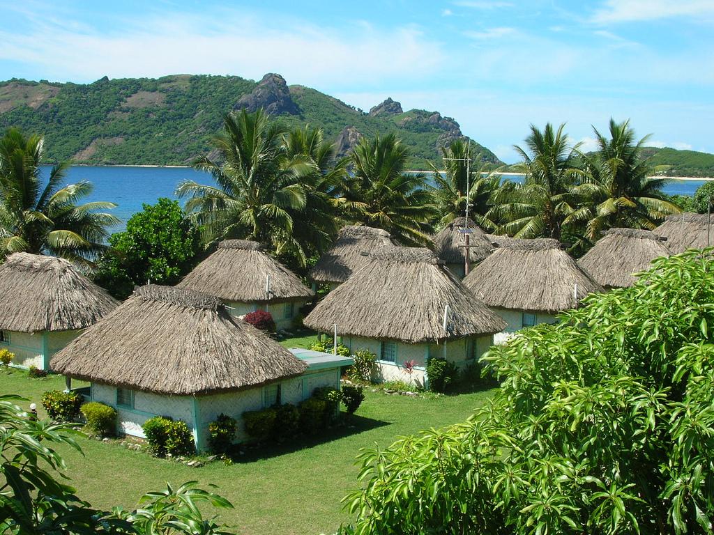 Capital Of New Fiji Islands