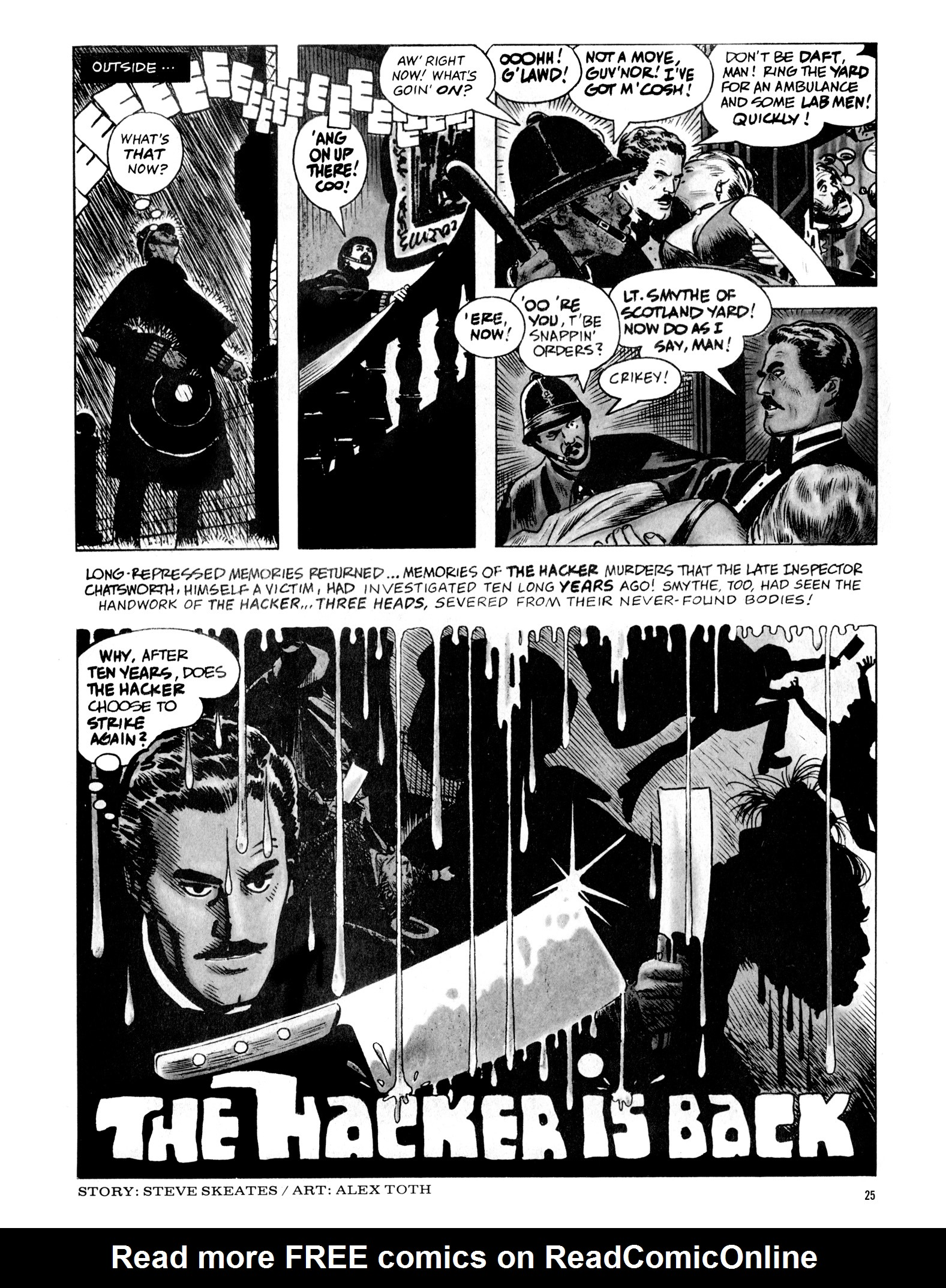 Read online Eerie Archives comic -  Issue # TPB 14 - 26