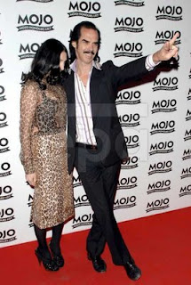 Nick Cave and Susie Mojo 2008