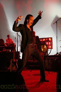 Nick Cave Conjuring