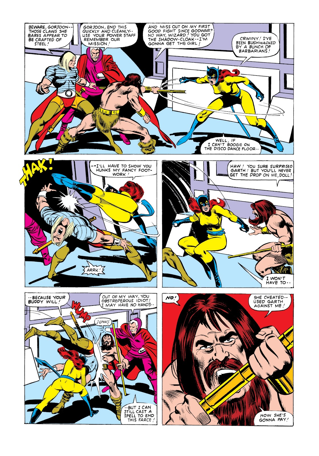 Marvel Masterworks: The Savage She-Hulk issue TPB_1_(Part_3) - Page 53