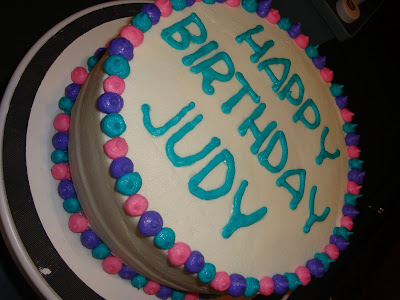 Have Your Cake And Eat It Too Happy Birthday Judy