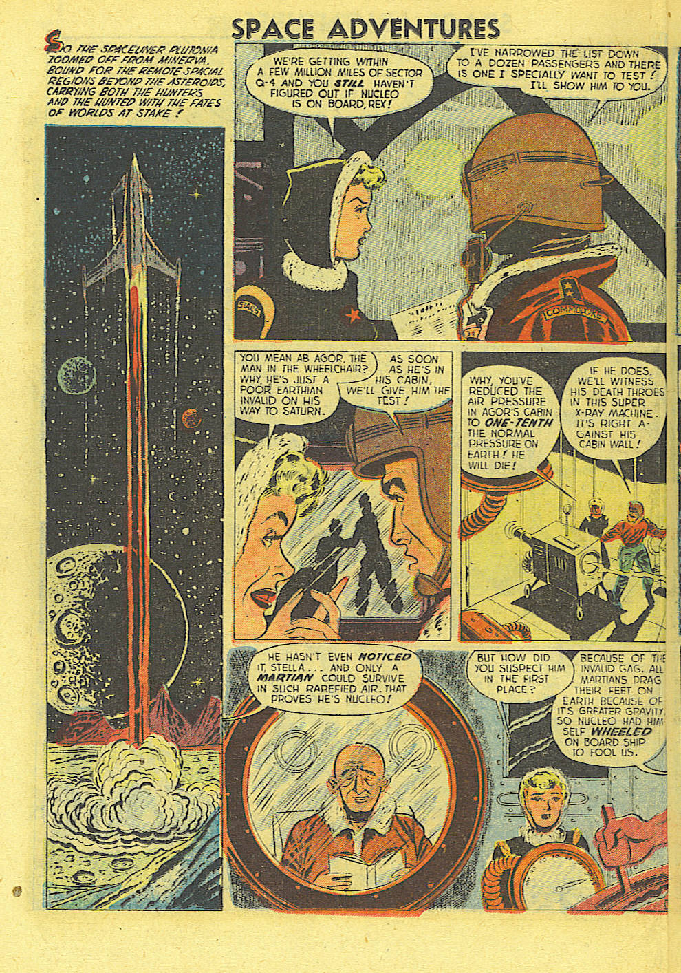 Space Adventures (1952) issue 4 - Page 21