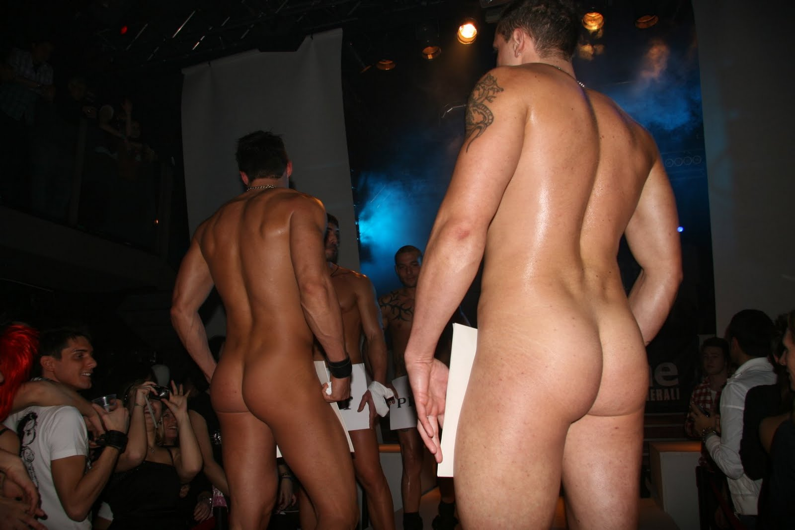 Men Strip Show