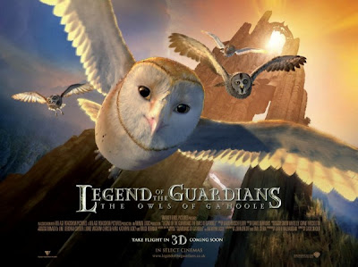 Legend of the Guardians - The Owls of Ga'Hoole