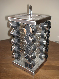 For Sale By Laura Awesome 40 Jar Spinning Spice Rack 40 Li Doner Baharatlik