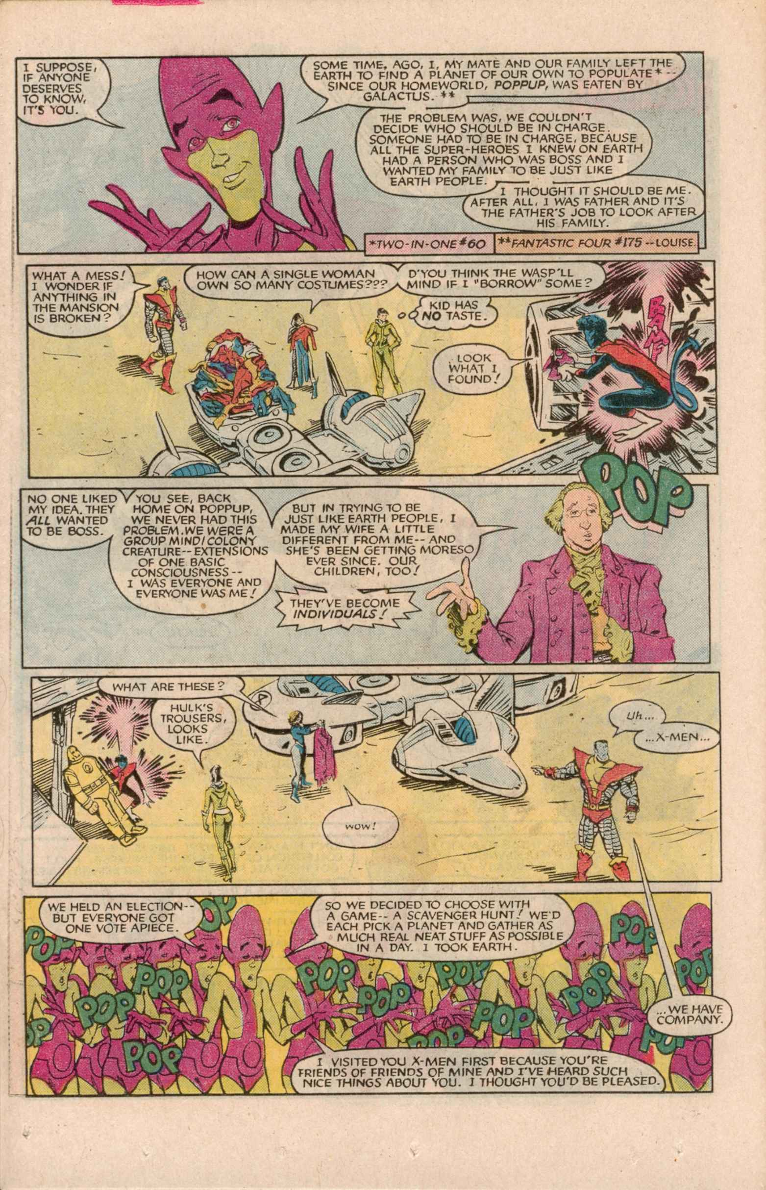 Read online Uncanny X-Men (1963) comic -  Issue # _Annual 7 - 35