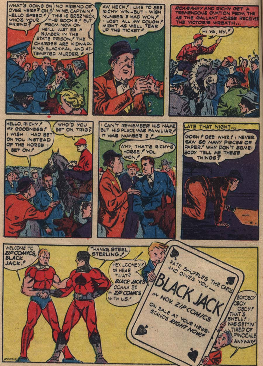 Blue Ribbon Comics (1939) issue 18 - Page 21