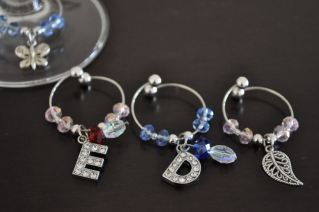 customized charms with letters image
