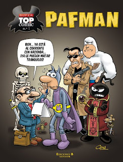 Top Cómic - Pafman 1